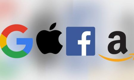 Amazon, Apple, Facebook e Google