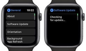 Apple Watch aggiornamenti OTA watchOS 6