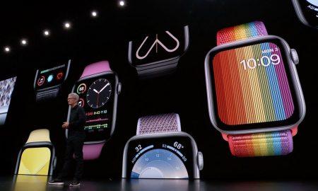 Apple Watch cinturino pride