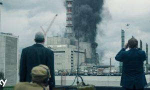 Chernobyl Sky Atlantic