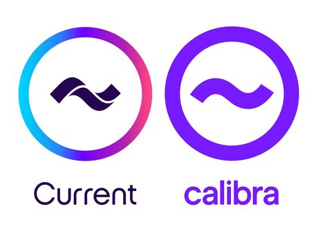 Logo Current - Calibra (dal sito The Verge)