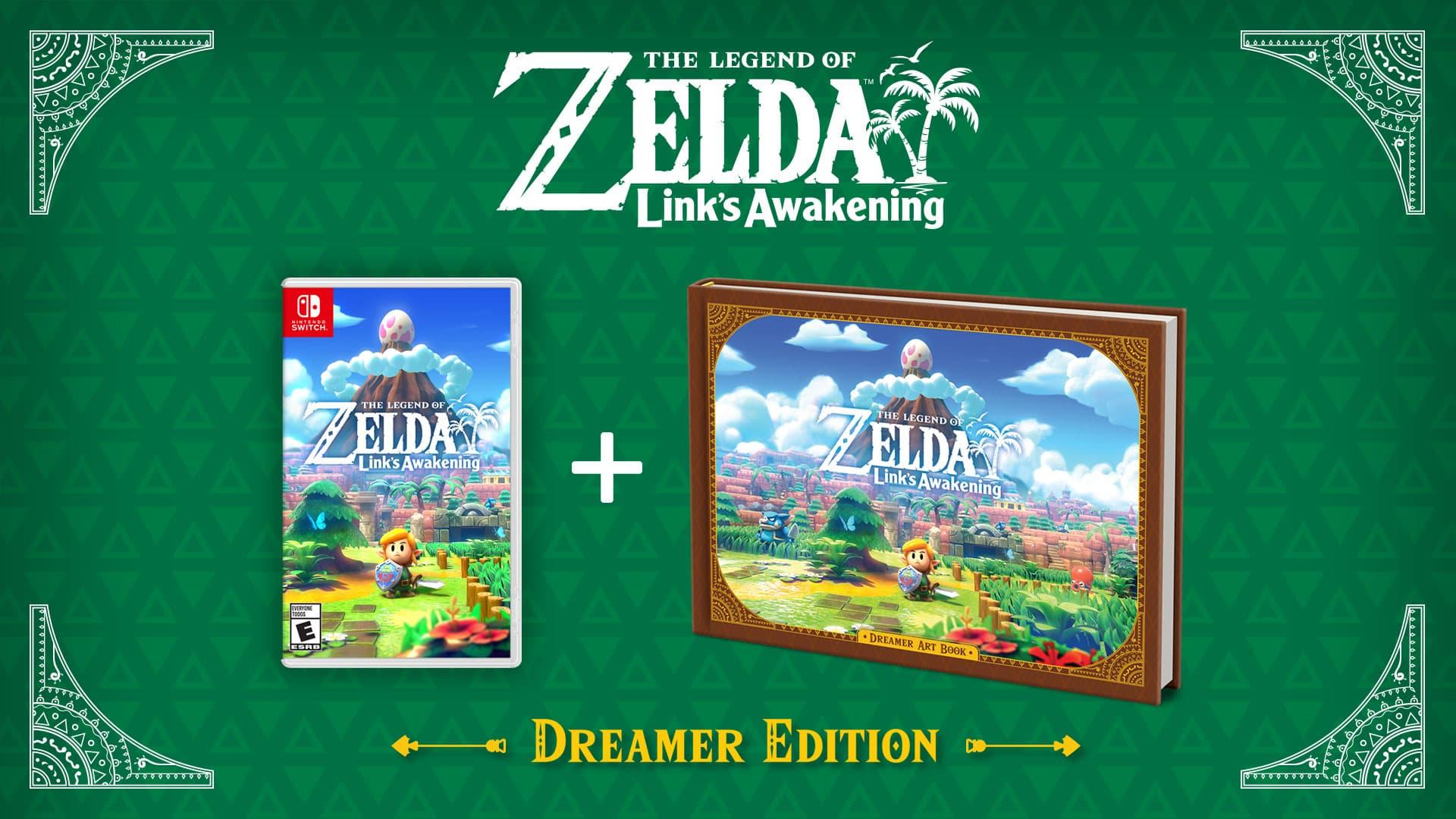 The Legend of Zelda: Link's Awakening in arrivo il 20 settembre su Nintendo Switch 1