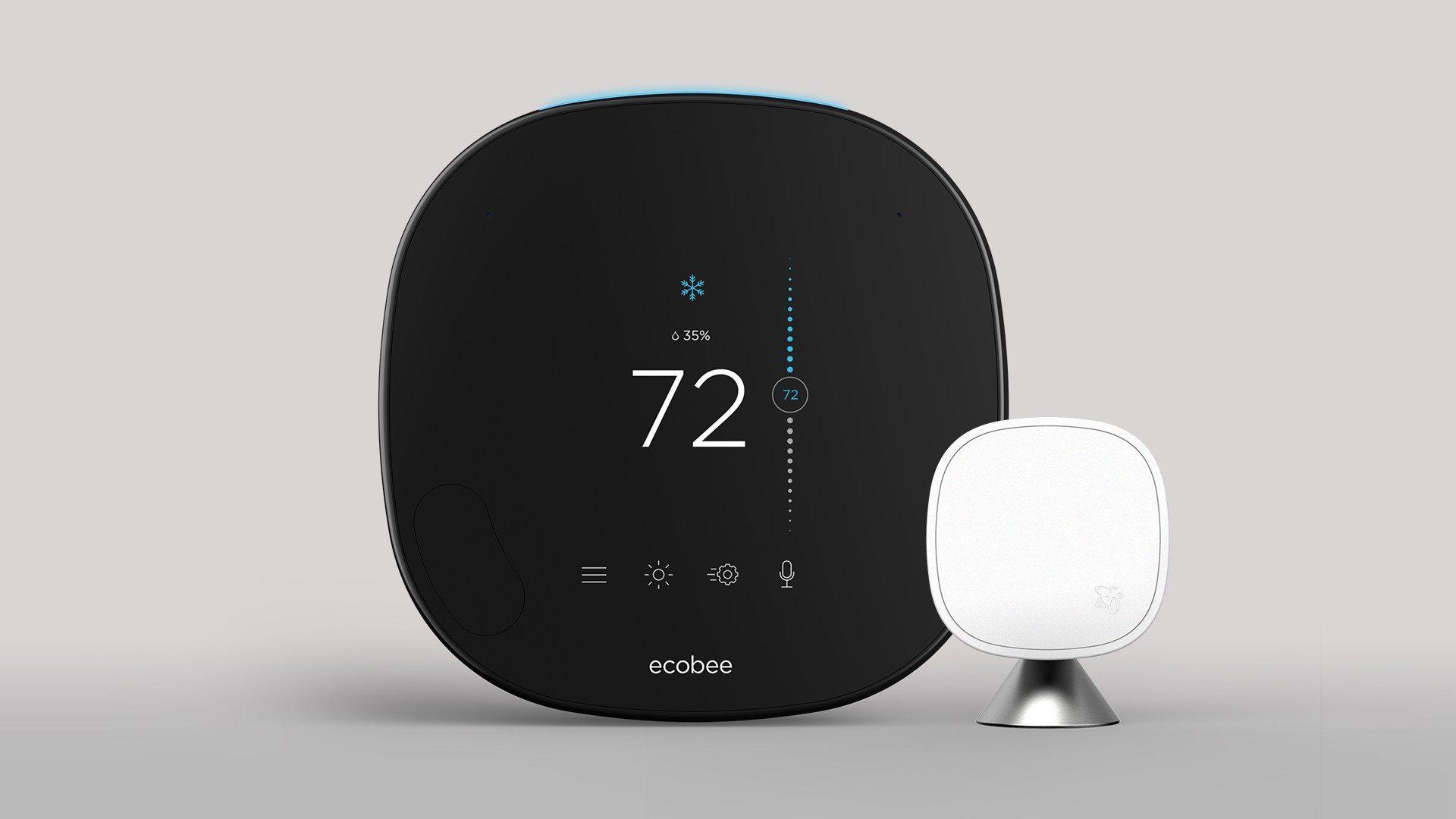 Ecobee SmartThermostat e SmartSensor
