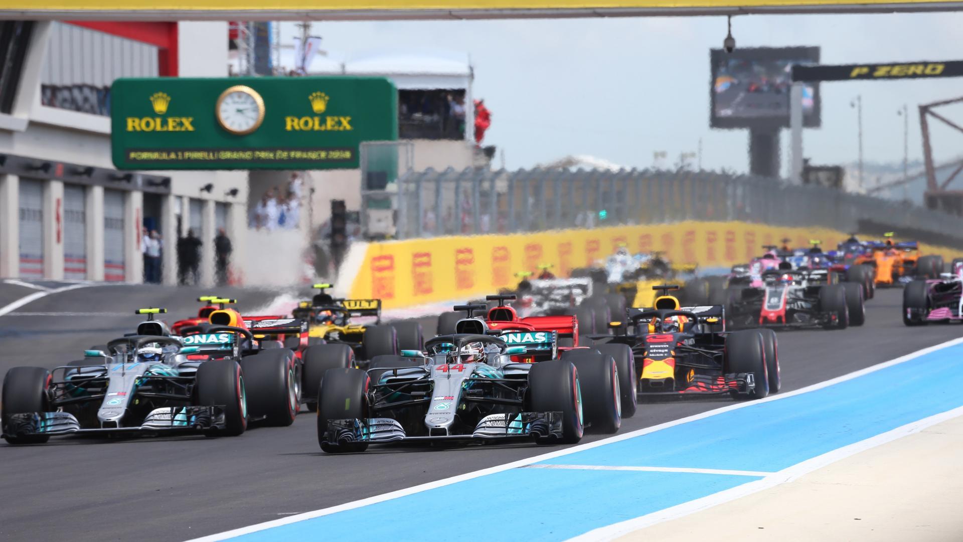 GP di Formula 1 di Francia 2019
