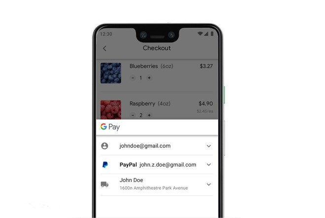 Google Pay e PayPal espandono la loro integrazione 1