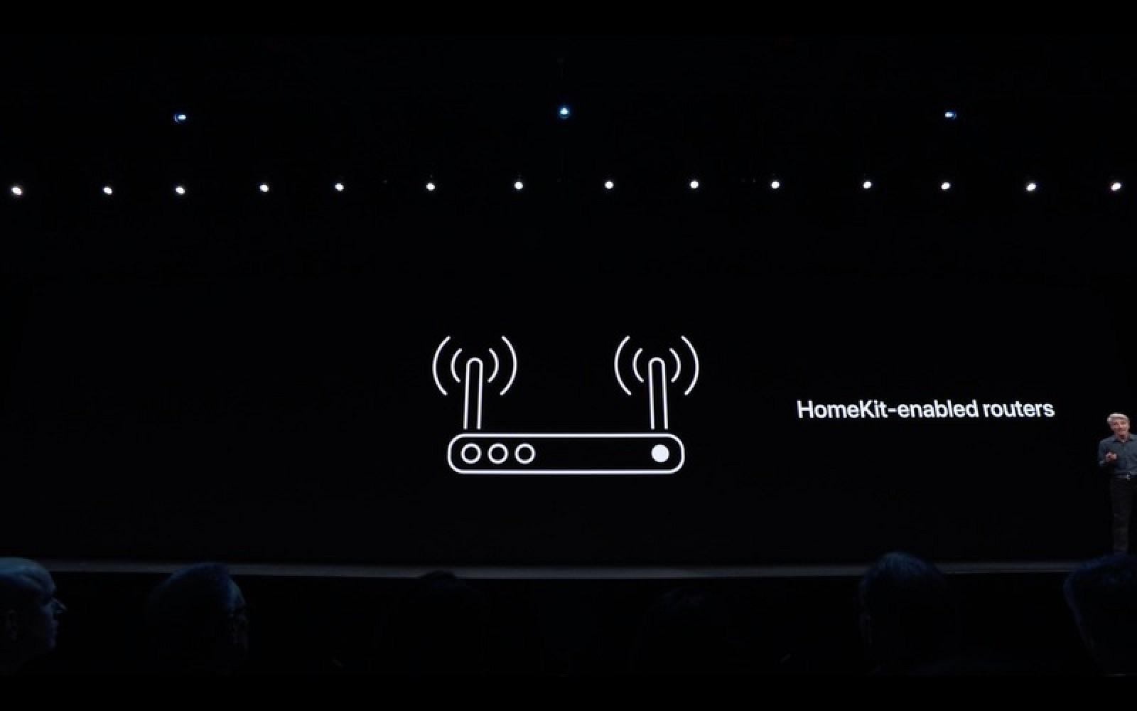 Apple estende il supporto di HomeKit a router e videocamere di sorveglianza 2
