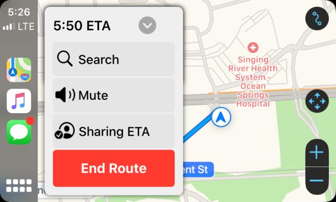 CarPlay su iOS 13: nuova UI e nuove app per un'esperienza rinnovata 5