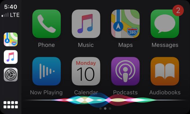 CarPlay su iOS 13: nuova UI e nuove app per un'esperienza rinnovata 4