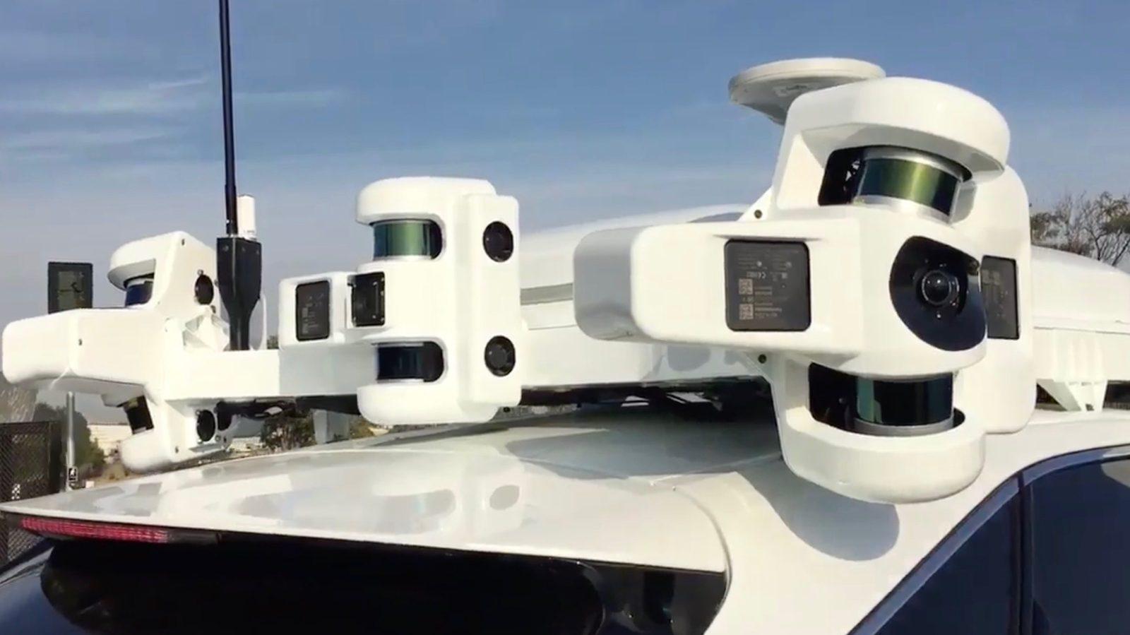 """Apple va """"all-in"""" sulla guida autonoma acquisendo Drive.ai 1"""