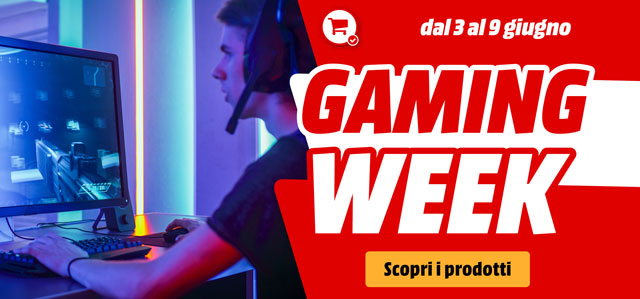 Mediaworld Gaming Week