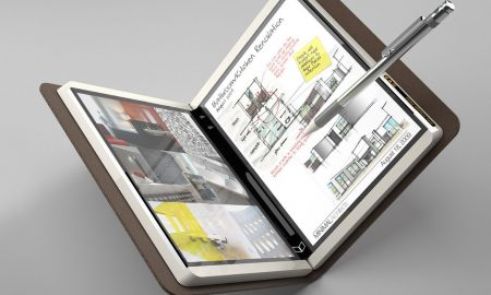 Microsoft Surface doppio display