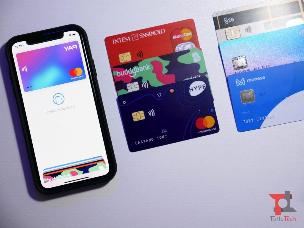 carta di credito Carta N26 carta prepagata carta di debito gratis 15€