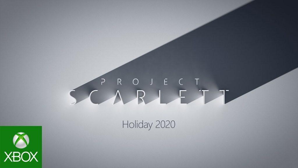 Project Scarlett 2020 fotocamera 4K