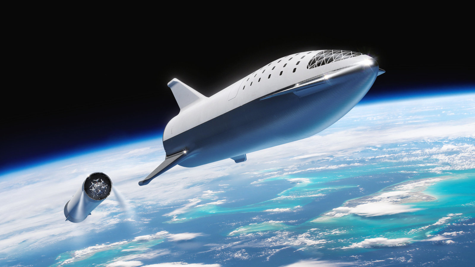 SpaceX Starship BFR