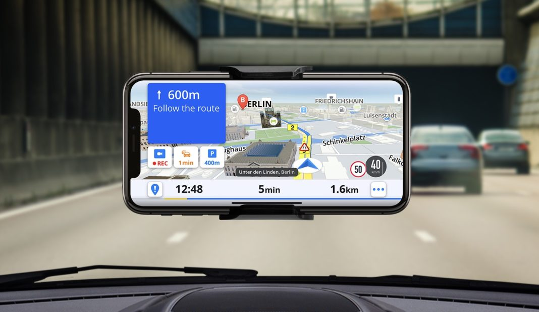 Sygic per iPhone offre ora funzionalità di dashcam e supporto CarPlay 1