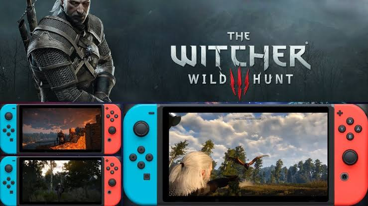 The Witcher 3: Wild Hunt in arrivo su Nintendo Switch