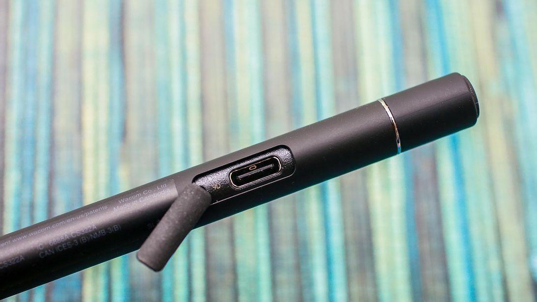 Wacom rilascia una nuova Bamboo Ink Plus con batteria ricaricabile 1