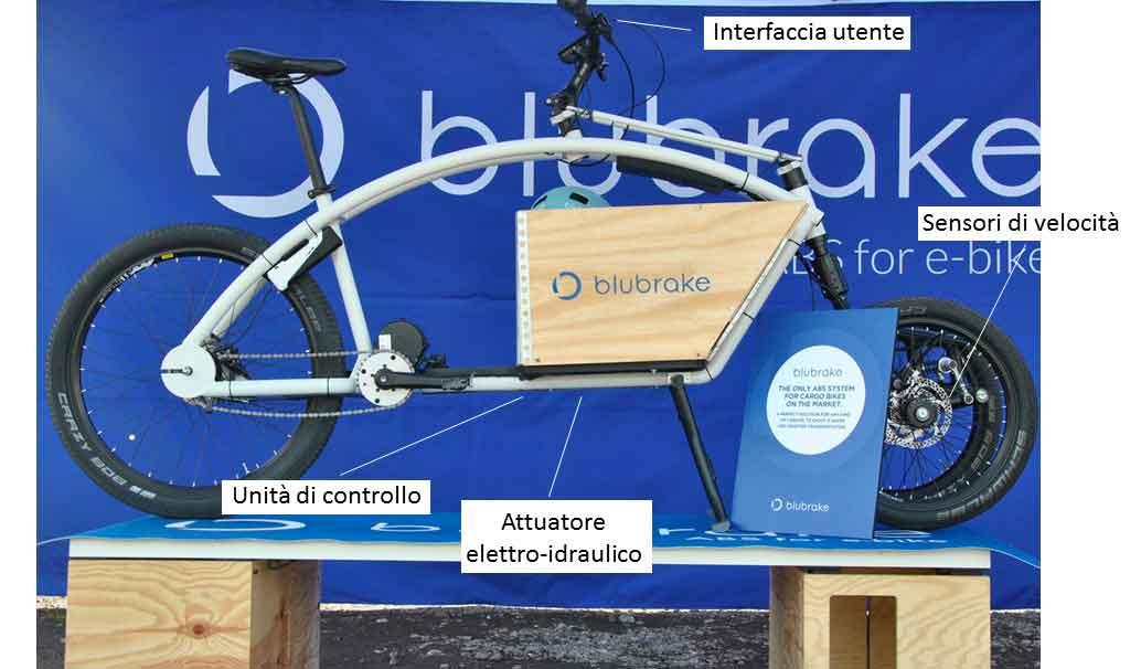 É italiano il sistema ABS per e-bike migliore del mercato 1