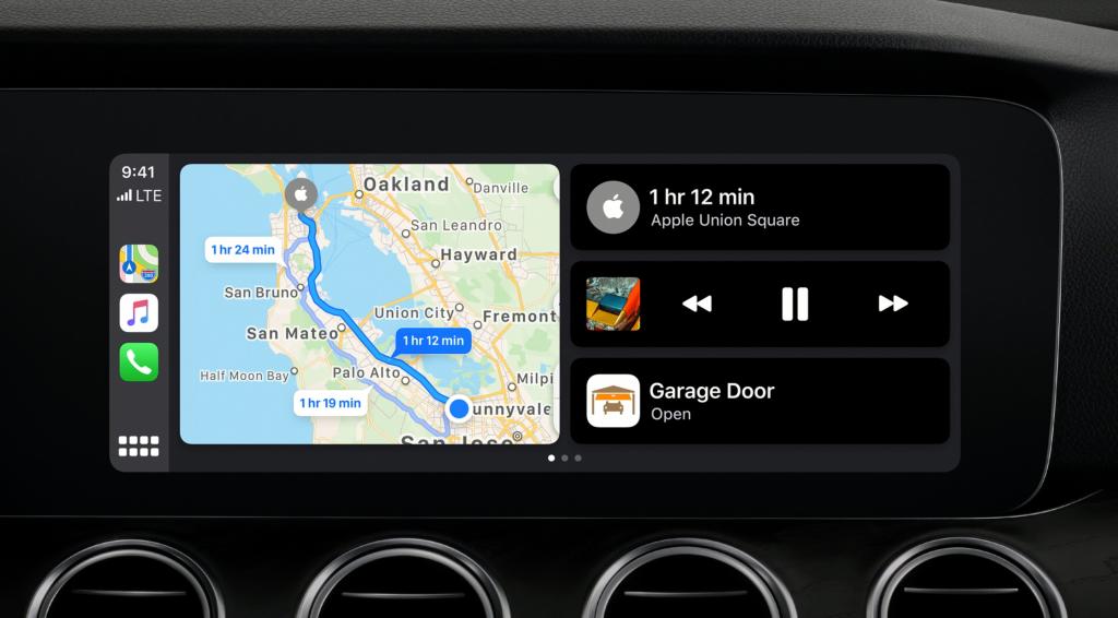 CarPlay su iOS 13: nuova UI e nuove app per un'esperienza rinnovata 1