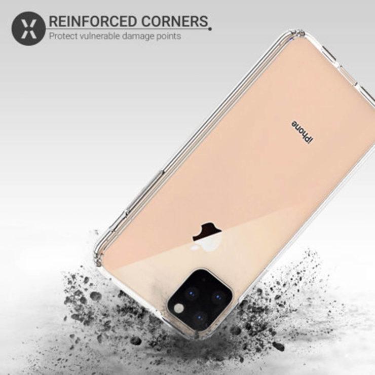 Nuovi render delle cover di iPhone XI Max confermano la tripla fotocamera posteriore 4