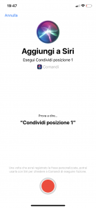 Comandi Rapidi Shortcuts iOS Apple iPhone iPad