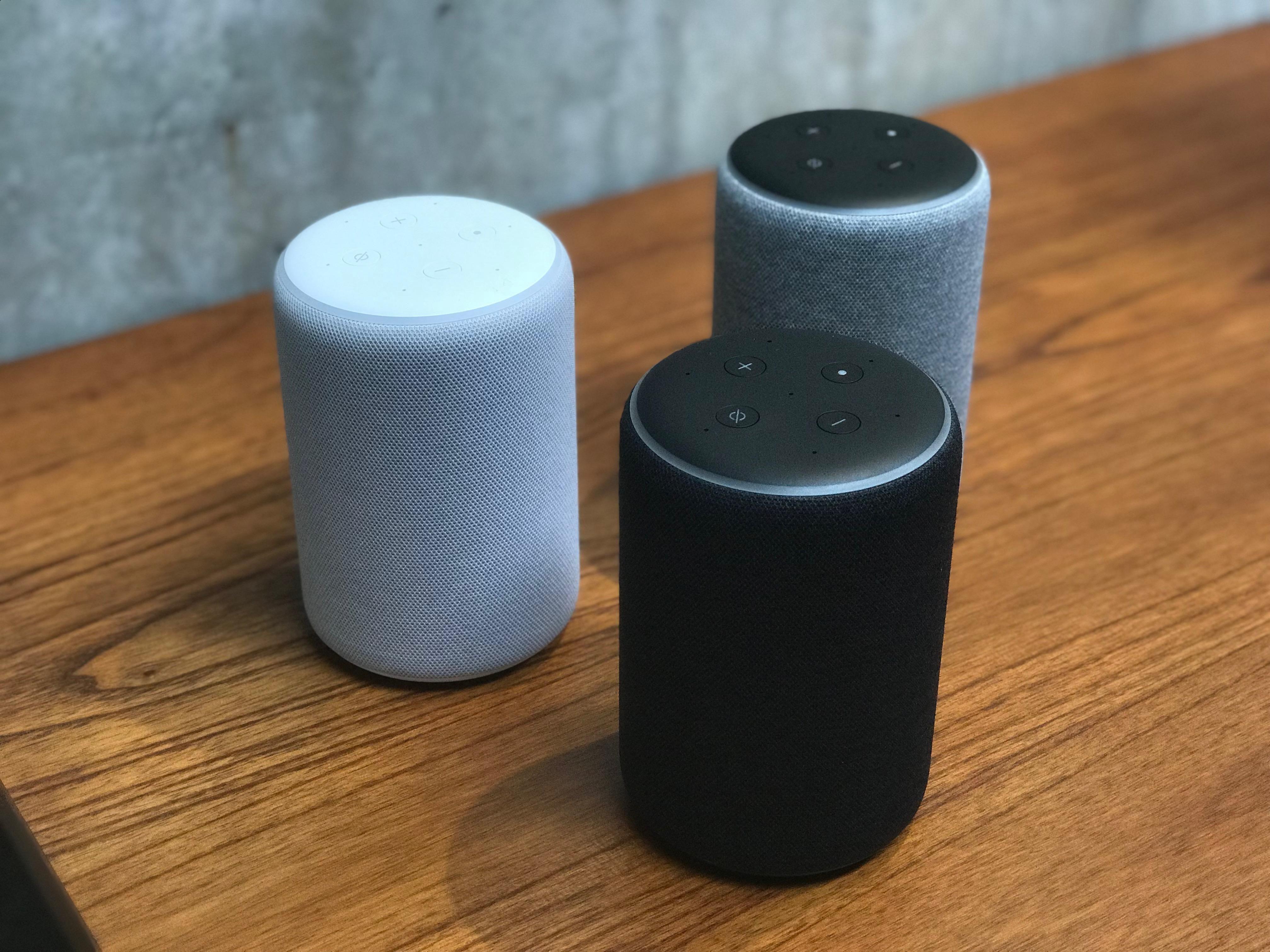 Amazon al lavoro su un robot domestico e su uno smart speaker Echo di fascia alta 2
