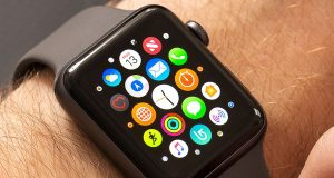 Apple Watch microLED