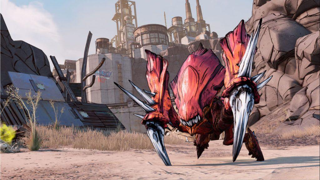 Le ambientazioni e i personaggi di Borderlands 3 mostrati in nuovi screenshot 1