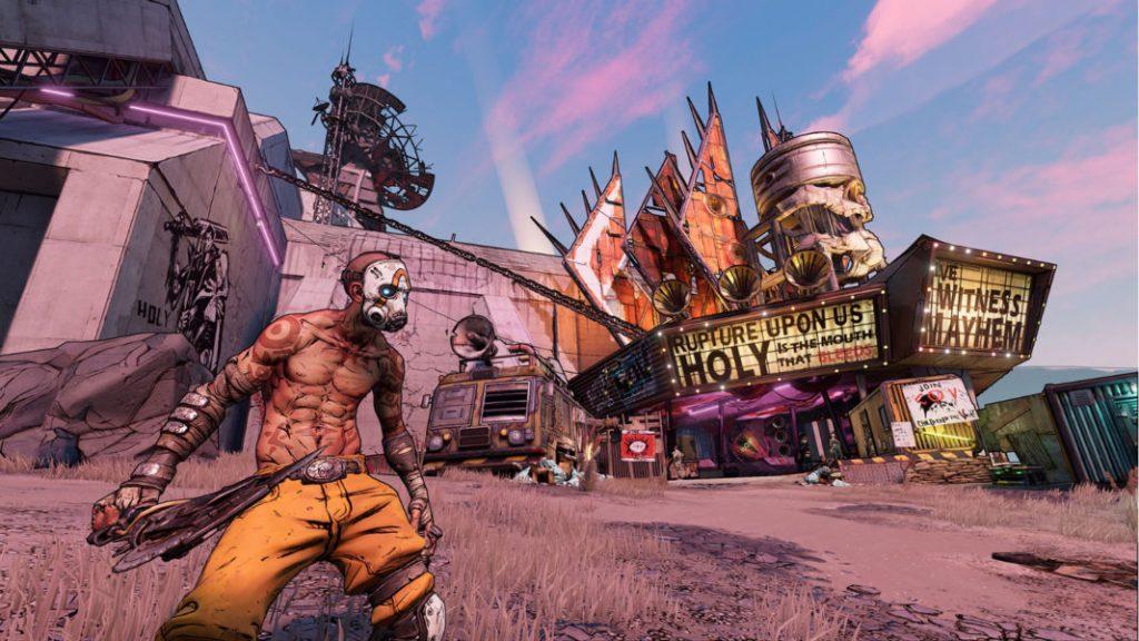 Le ambientazioni e i personaggi di Borderlands 3 mostrati in nuovi screenshot 2