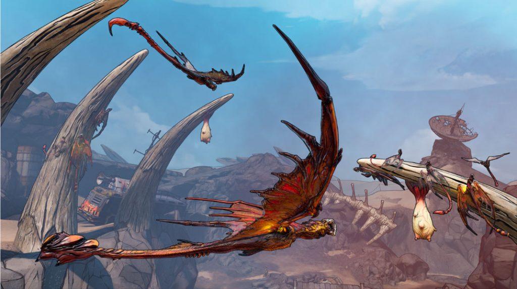 Le ambientazioni e i personaggi di Borderlands 3 mostrati in nuovi screenshot 3
