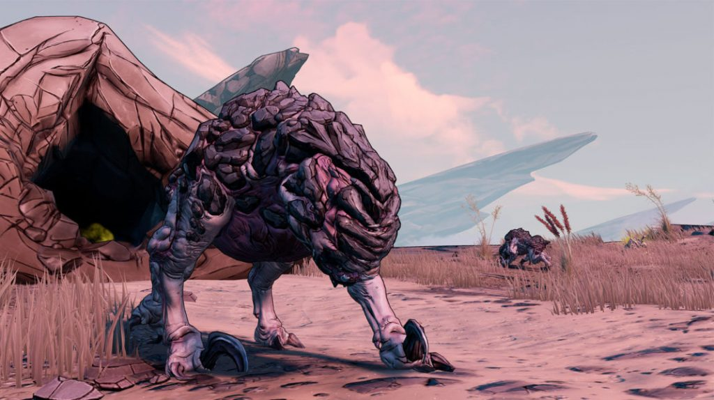 Le ambientazioni e i personaggi di Borderlands 3 mostrati in nuovi screenshot 4