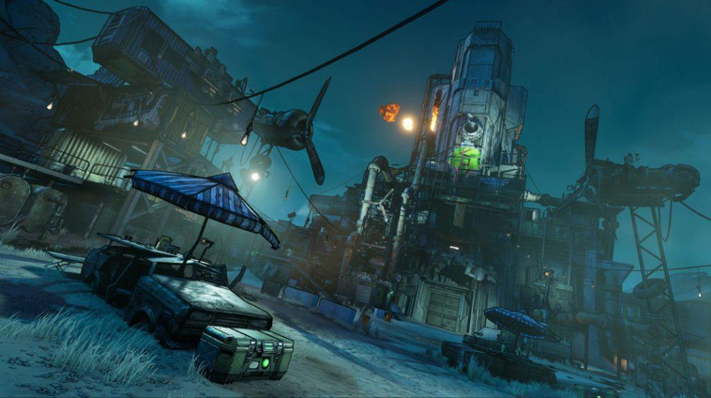 Le ambientazioni e i personaggi di Borderlands 3 mostrati in nuovi screenshot 5