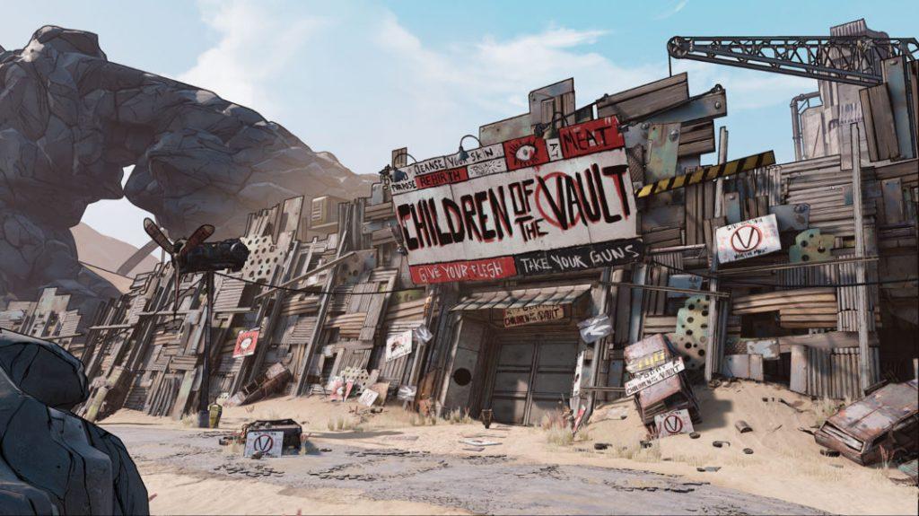 Le ambientazioni e i personaggi di Borderlands 3 mostrati in nuovi screenshot 6