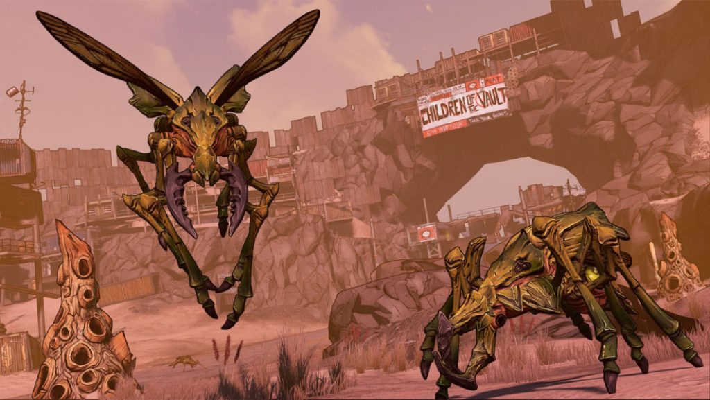 Le ambientazioni e i personaggi di Borderlands 3 mostrati in nuovi screenshot 7