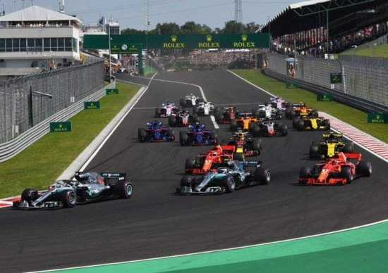 Come vedere il GP di Formula 1 di Ungheria 2019 in Streaming e TV