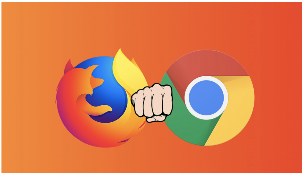 Firefox e Chrome