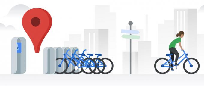 Google Maps bike sharing (1)