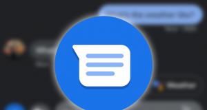 Google Messaggi RCS beta test