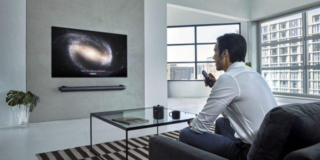 LG Smart TV AirPlay 2 e HomeKit