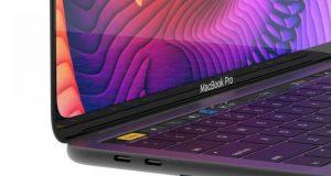 MacBook Pro 16 concept