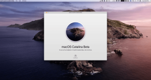MacOs Catalina beta 6