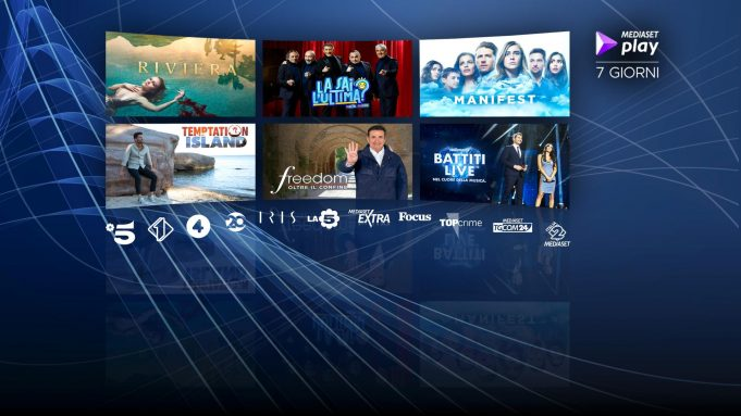 Mediaset Play su Sky On Demand