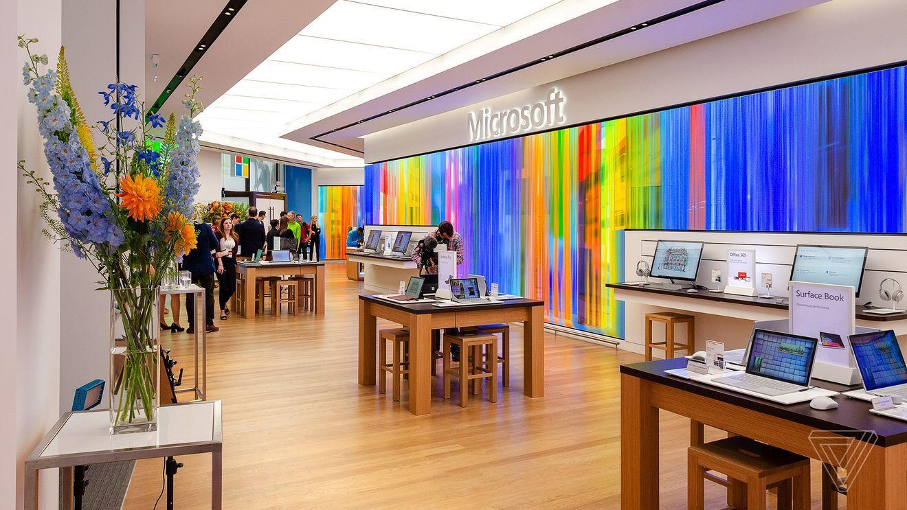 Microsoft Store Londra