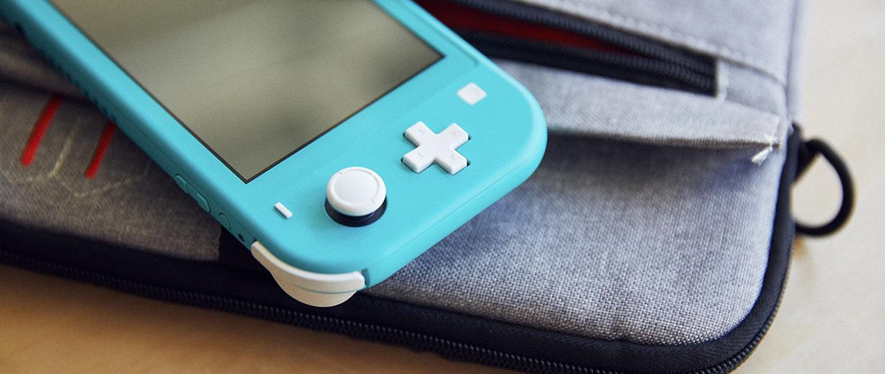 Nintendo Switch Lite ufficiale: più piccola, più economica ma anche meno flessibile nell'uso [AGGIORNAMENTO] 1
