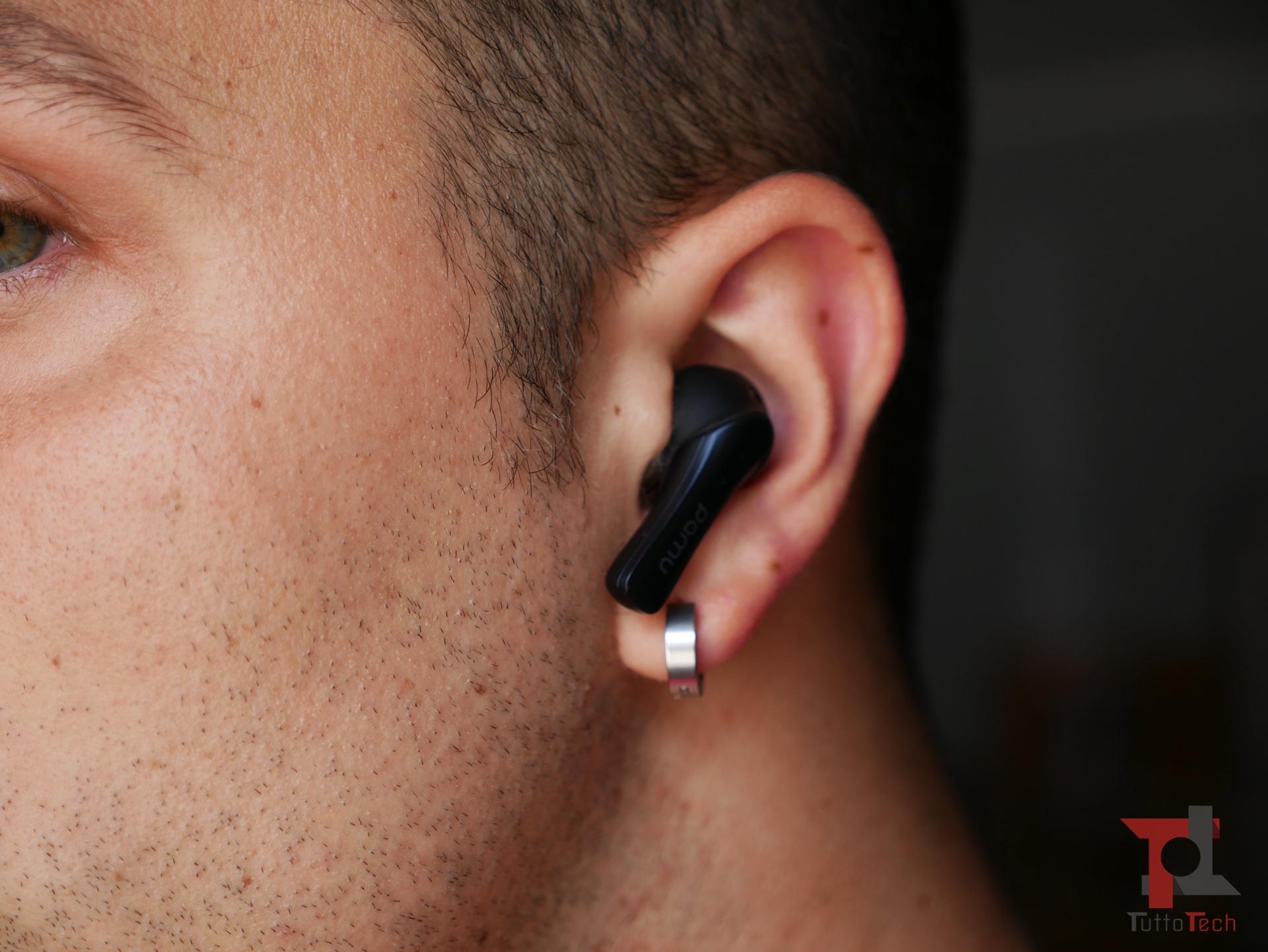 Le PaMu Slide sono cuffie True Wireless imperdibili, ma ancora solo per poche ore 3
