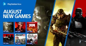 PlayStation Now agosto 2019
