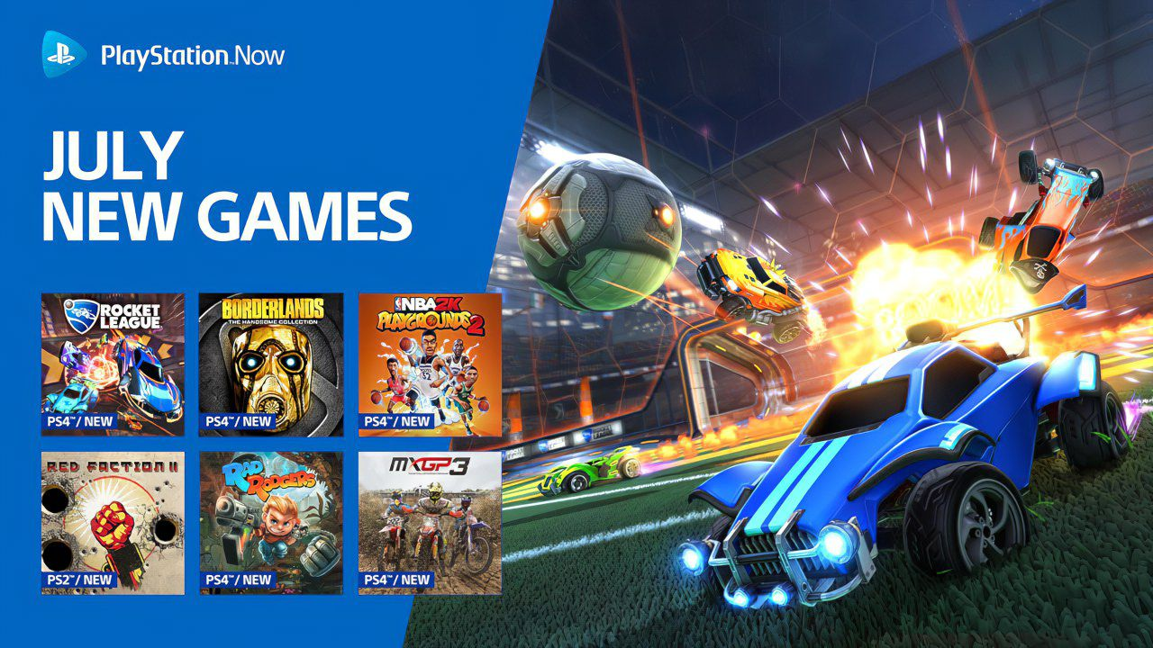 PlayStation Now luglio 2019