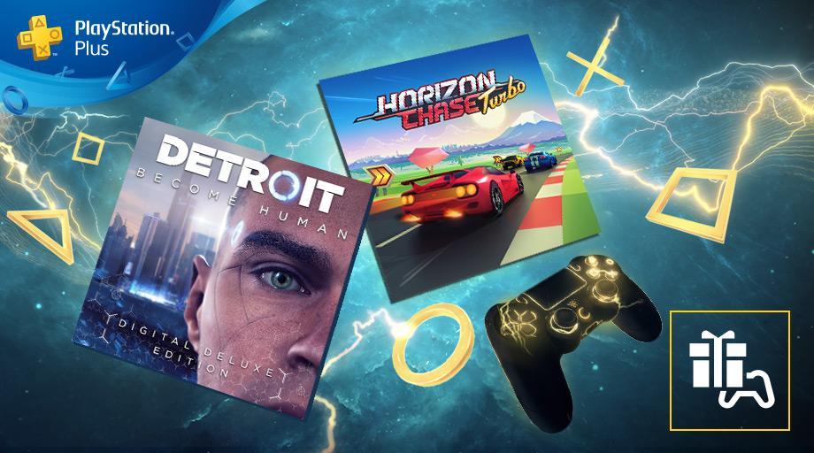 PlayStation Plus luglio 2019