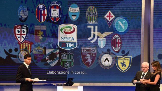 Quando e come guardare il sorteggio del calendario di Serie A 2019 - 2020 in TV e Streaming (1)