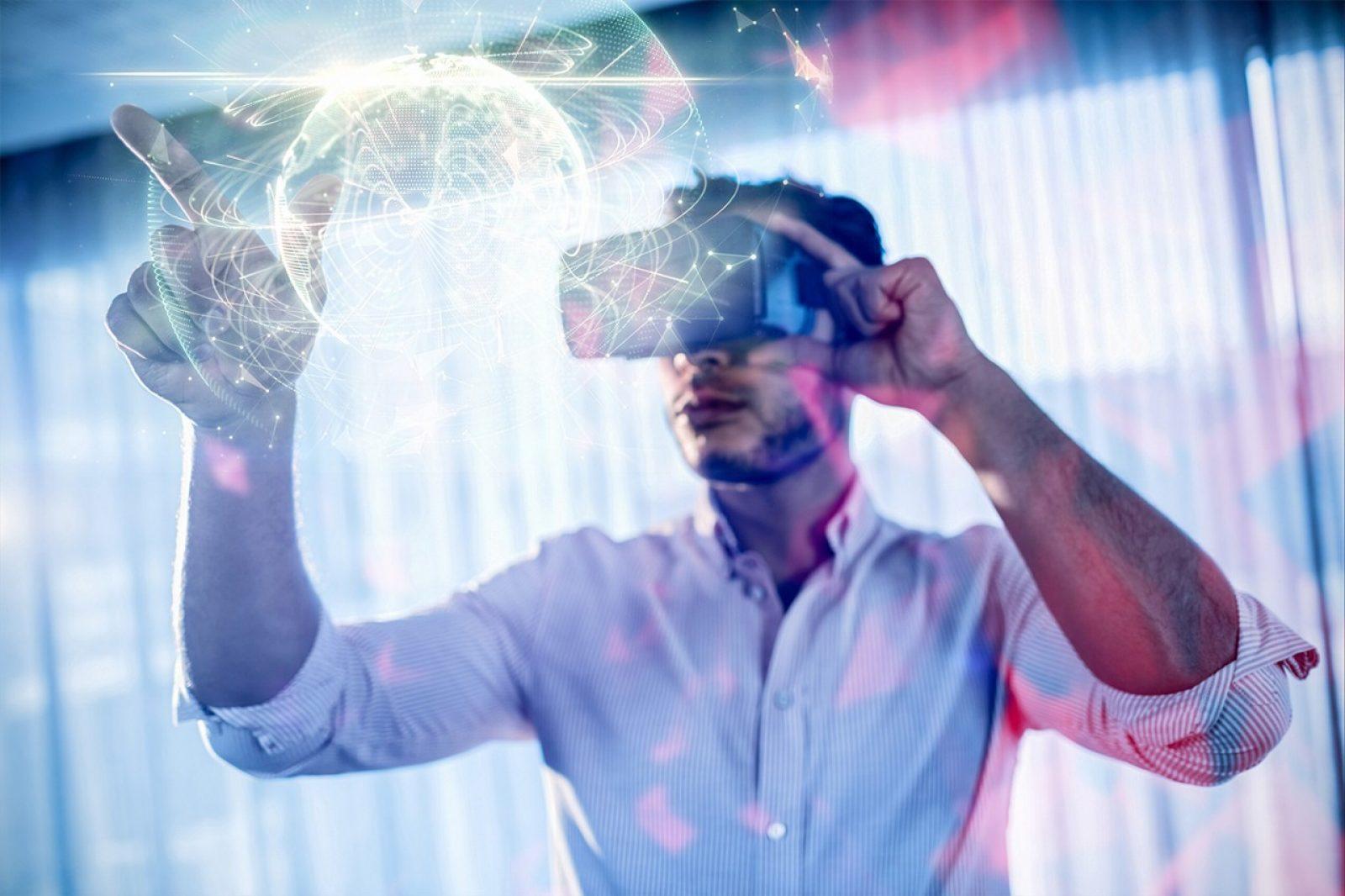 Realtà virtuale 5G WiFi 6